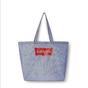 Levi's x Target 2021 reusable tote bag
